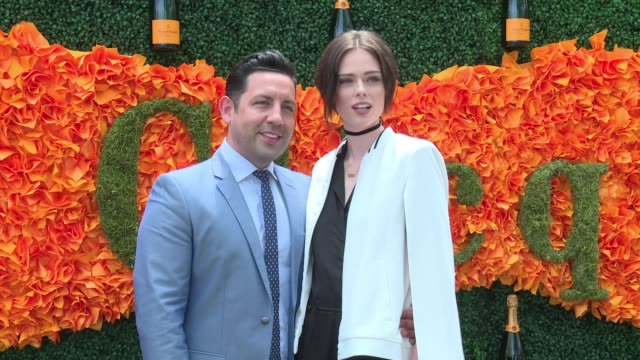 Coco Rocha at NinthAnnual Veuve Clicquot Polo Classic at Liberty State Park on June 4 2016 in Jersey City New Jersey