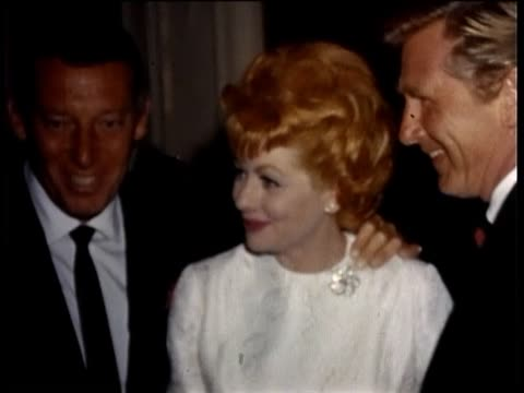 coconut grove at the ambassador hotel in los angeles many stars in attendance - nancy sinatra stock videos and b-roll footage
