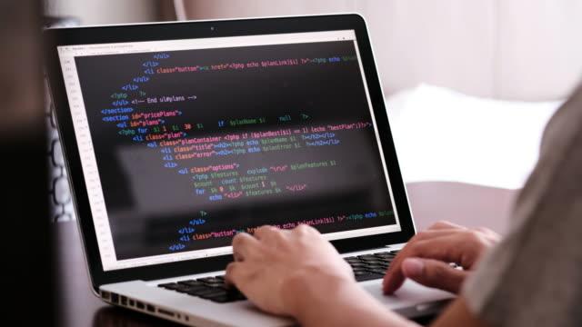 code programming - computer software stock videos & royalty-free footage