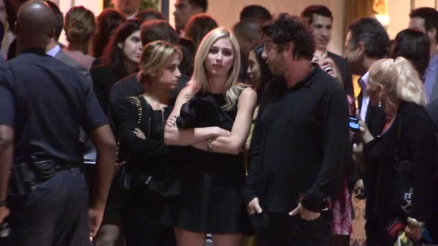 cody kennedy arrives at the red 2 after party at westwood village in los angeles 07/11/13 - westwood village stock-videos und b-roll-filmmaterial