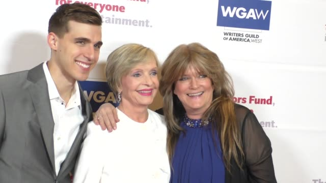 cody linley florence henderson susan olsen at the actors fund's tony awards viewing gala at the beverly hilton hotel in beverly hills at celebrity... - 70th annual tony awards stock videos and b-roll footage
