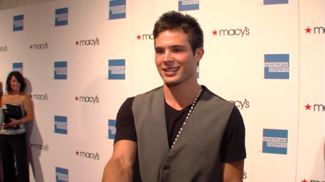 Cody Longo at the 27th Annual Macy's Passport Fashion Show Benefit at Santa Monica CA