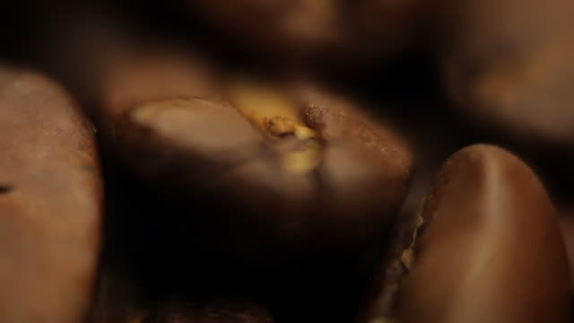 coffee beans background - caffeine molecule stock videos & royalty-free footage