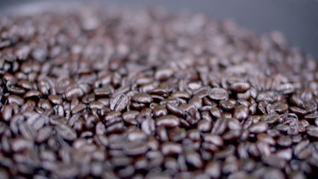 コーヒー豆 - bean点の映像素材/bロール