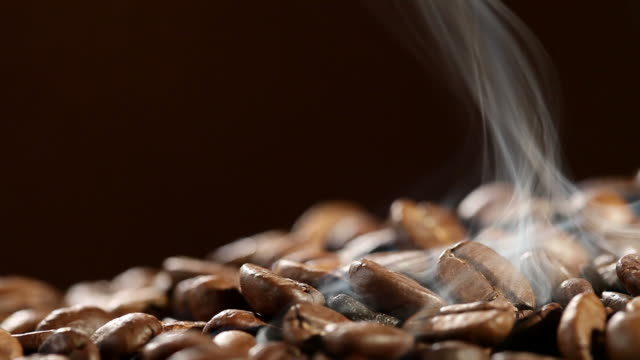 coffee beans - roasted stock videos & royalty-free footage