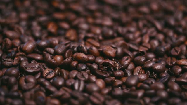 コーヒー豆 - 平豆点の映像素材/bロール