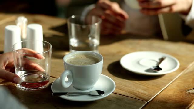 coffee break - hoozone stock videos and b-roll footage
