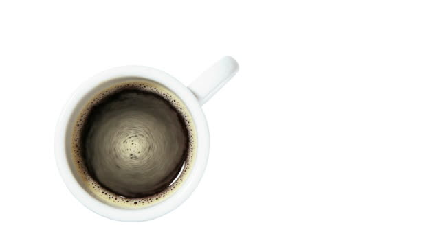 coffee cup - coffee cup stock videos & royalty-free footage
