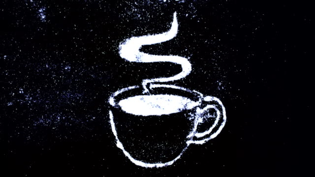 coffee cup - steam stock videos & royalty-free footage