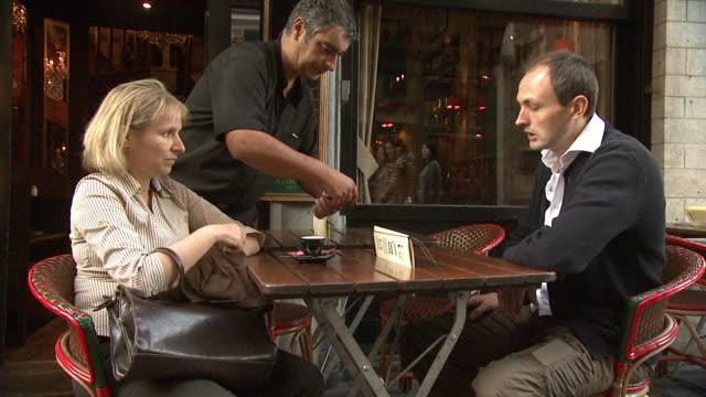 Coffee shop in Brussels, Brussels, Belgium