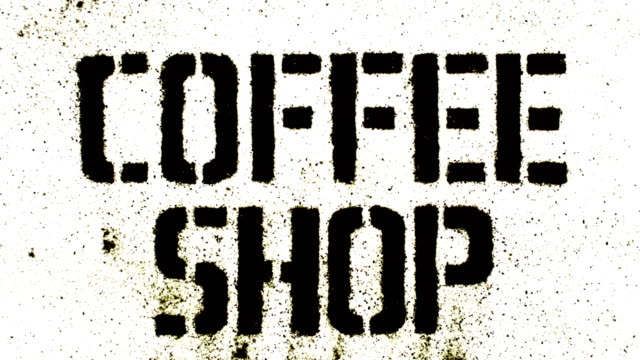 coffee shop - coffee drink stock videos & royalty-free footage