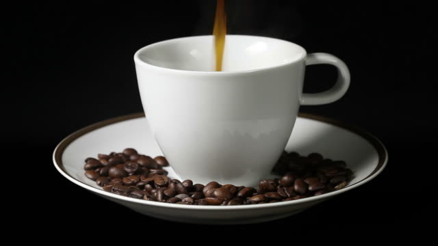 coffee time - frische stock videos & royalty-free footage