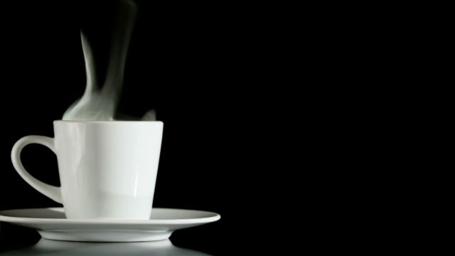 vídeos y material grabado en eventos de stock de café - taza de café