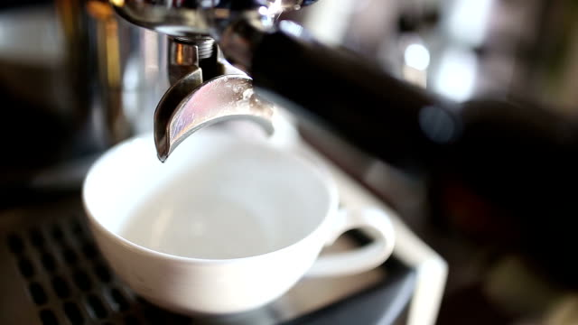 coffee - espresso stock videos & royalty-free footage