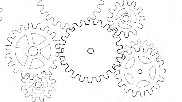 cogwheel concept