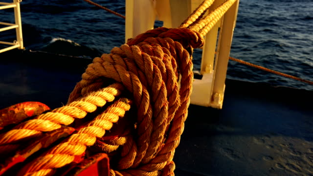 coiled rope - gale stock videos & royalty-free footage
