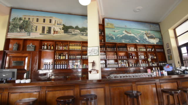 Cojimar Cuba Hemingway Famous Restaurant Las Terrazas Bar