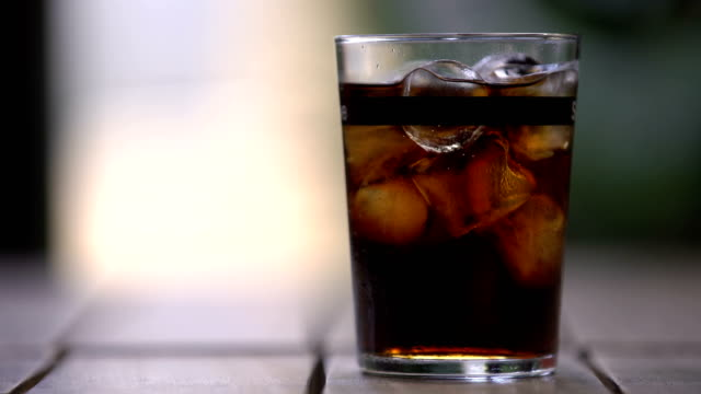 cola with ice - non alcoholic drink stock videos & royalty-free footage