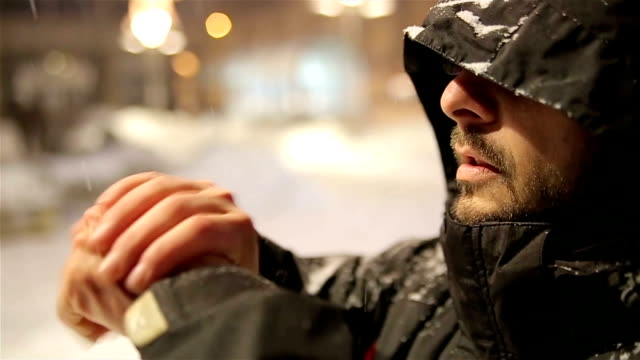 cold days are here! - hypothermia stock videos and b-roll footage
