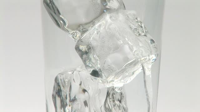 Cold soft drink