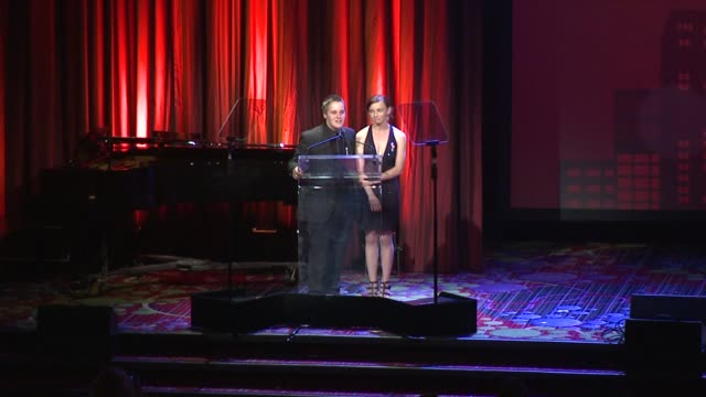 speech cole ray davis speaks at the trevor project's trevorlive new york at marriott marquis hotel on june 13 2016 in new york city - marriott marquis new york stock videos & royalty-free footage