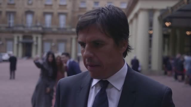 coleman received his honour from the prince of wales for services to football the dragons boss returned from france a hero last summer after wales... - order of the british empire stock videos and b-roll footage