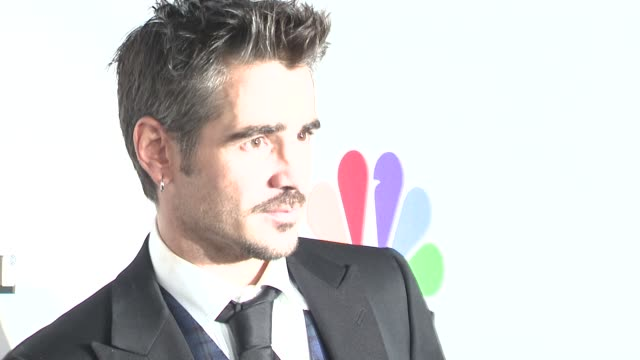 colin farrell at the nbc, universal pictures and focus features golden globes after party p at los angeles ca. - colin farrell stock videos & royalty-free footage