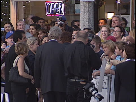 colin farrell at the s.w.a.t. premiere at westwood in westwood, ca. - colin farrell stock videos & royalty-free footage