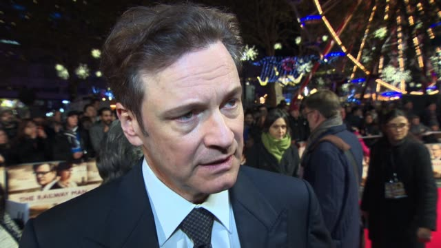 Colin Firth Jeremy Irvine Jeremy Renner Amy Adams David O Russell Zoe Saldana Kellan Lutz Kelly Osbourne Anna Kendrick Julianne Hough Molly Sims...