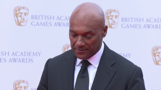 colin salmon on april 04 2019 in london united kingdom - british academy television awards stock videos & royalty-free footage