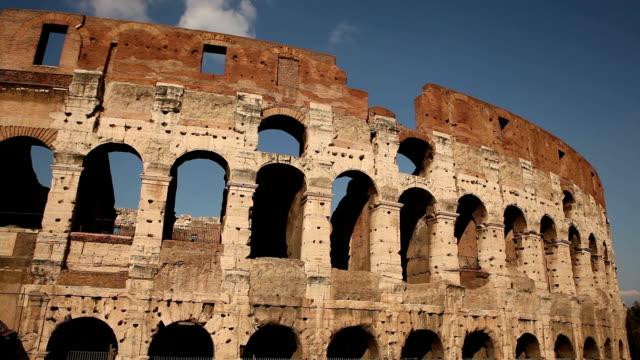 vídeos y material grabado en eventos de stock de coliseo en roma - gladiador