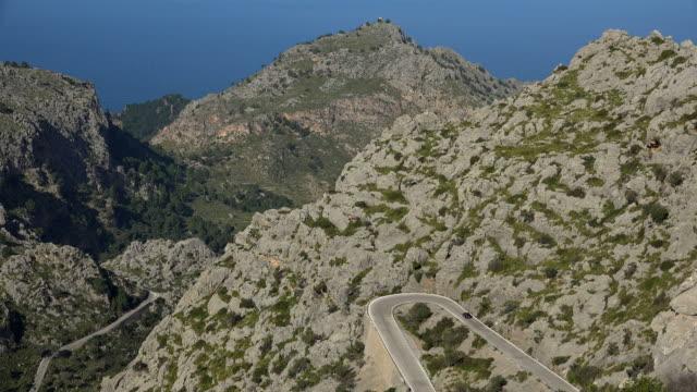 Coll del Reis, Sa Calobra, Tramuntana Mountains, Majorca