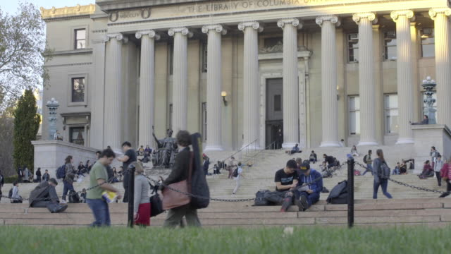 college campus - ivy league university stock videos and b-roll footage