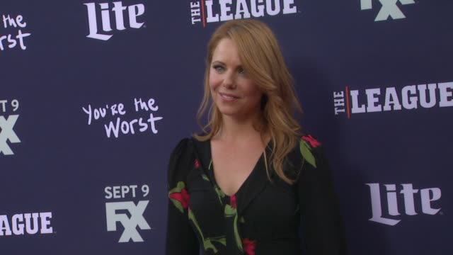 Collette Wolfe at the Premiere of FXX's The League Final Season and You're The Worst 2nd Season at Regency Bruin Theater on September 08 2015 in...