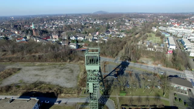 colliery oberhausen osterfel - ruhr stock videos & royalty-free footage