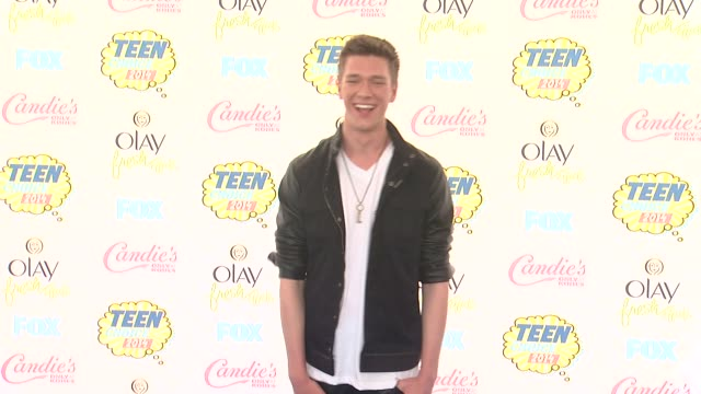 collins key at the teen choice awards 2014 at the shrine auditorium on august 10 2014 in los angeles california - shrine auditorium stock videos & royalty-free footage