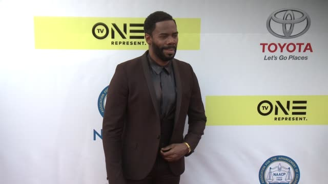 Colman Domingo at 48th NAACP Image Awards at Pasadena Civic Auditorium on February 11 2017 in Pasadena California