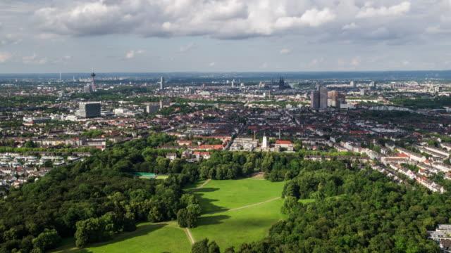 Antenne: Köln Stadtbild