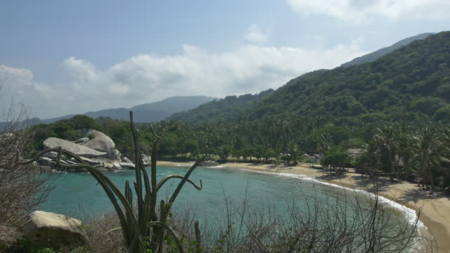 Colombia Tayrona beach