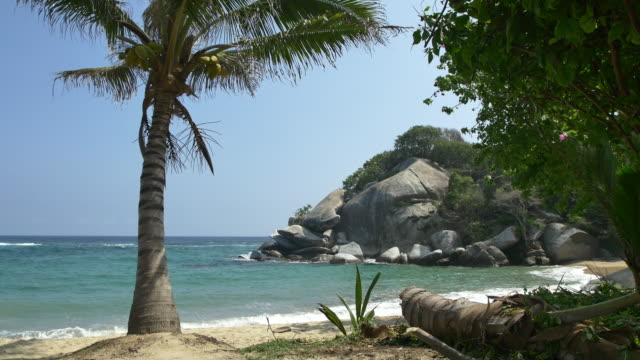 Colombia Tayrona Nationalpark