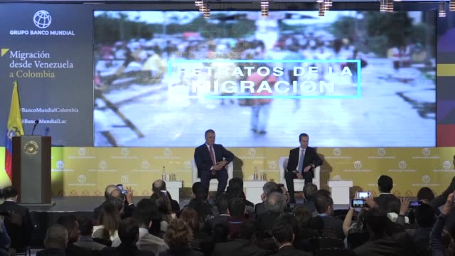 Colombia will have to allocate between 023 and 041 percent of its GDP in the short term to help the Venezuelan migrants fleeing the crisis in their...