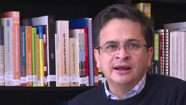 Colombian analyst Jorge Restrepo predicts on Tuesday the return of a very high risk level of insecurity with both economic and humanitarian...