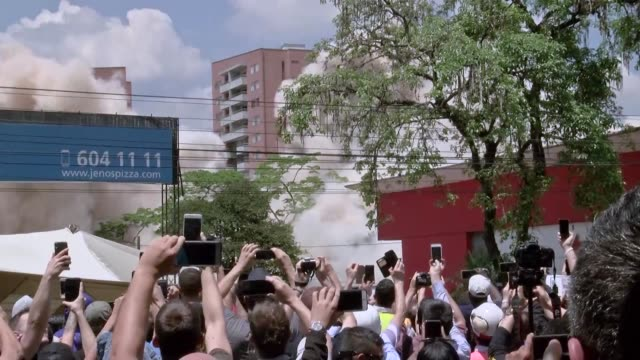 colombian authorities agree that the demolishing of the former escobar fortress in medellin is a way to start transforming the narrative to focus on... - former stock videos and b-roll footage