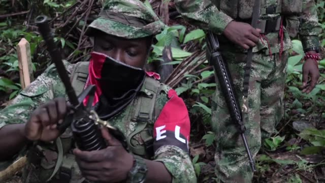 Colombia's government and the ELN the country's last active guerrilla group have agreed to a ceasefire after months of talks both sides announced...