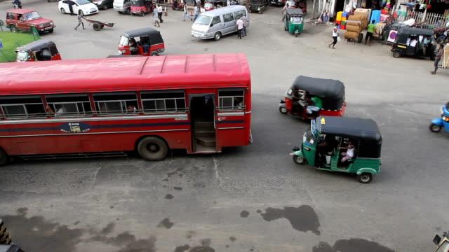 Colombo traffic