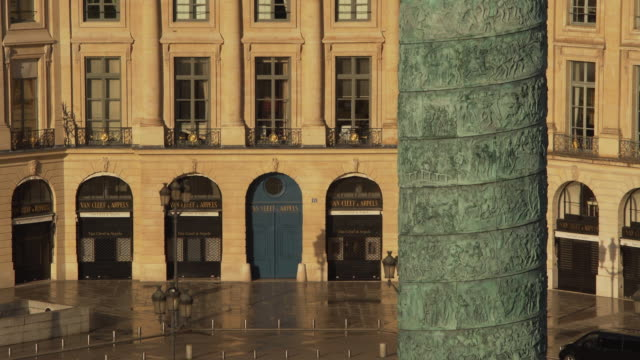 stockvideo's en b-roll-footage met colonne vendome - colonne vendome