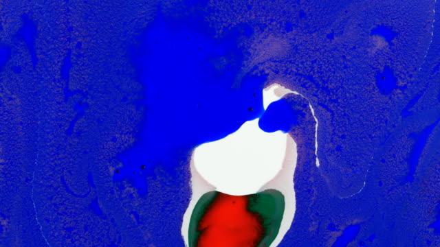 color art abstract.color in motion - sfondo multicolore video stock e b–roll