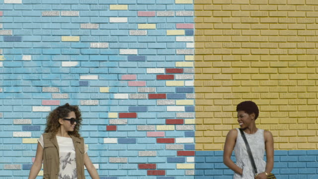 Color Wall - Friends