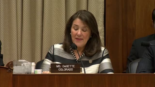 Colorado Congressman Diana DeGette of the House Energy and Commerce Committee says that only after reports the World AntiDoping Agency investigated...