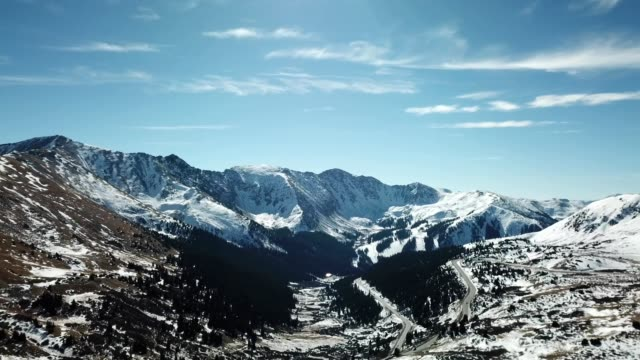 Colorado high peaks